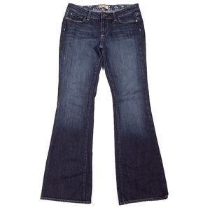 Paige Petite Hollywood Hills Bootcut Jeans